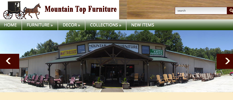 Mountain Top Furniture